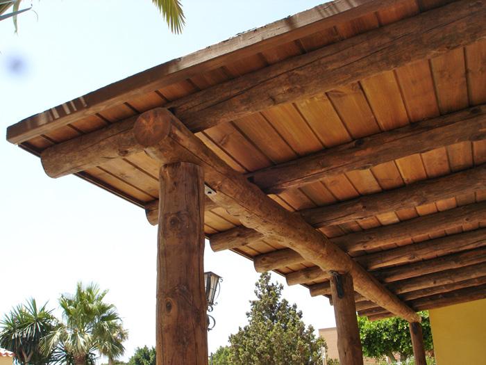 P rgolas de madera almer a equindagro sl - Modelos de pergolas ...