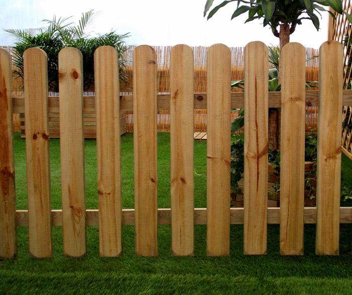 Vallas de madera almer a equindagro sl - Vallados de madera ...
